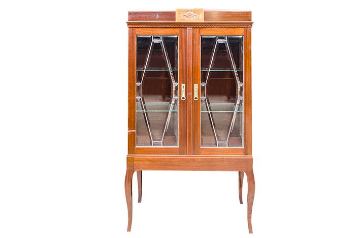 Art deco vitrine versmissen antiques for Decoration vitrine
