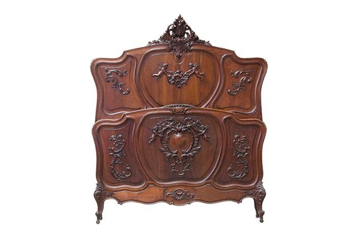 Louis XV Bedroom Set (5 Pieces)